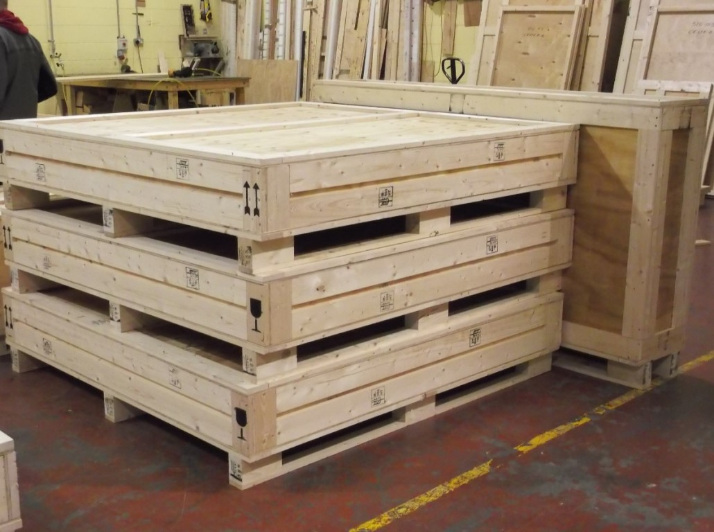 Crates & Bases at Precision Box