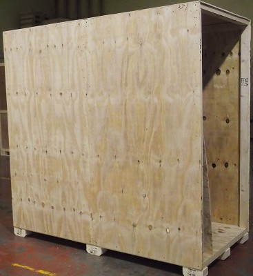 Lift Vans at Precision Box