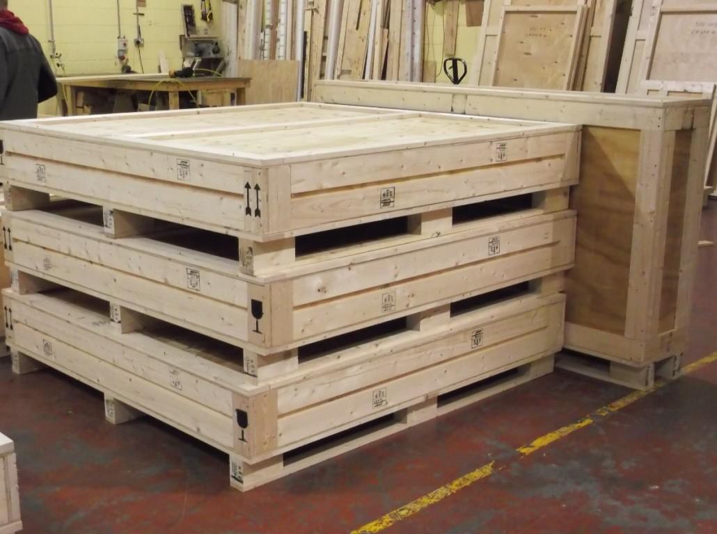 Crates & Bases at Precision Box